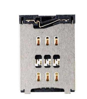 SIM Card Reader For IPhone 6 SIM COMPONENT
