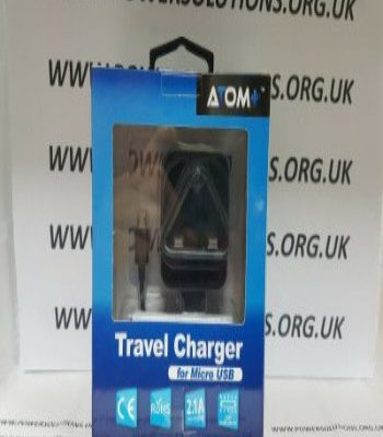 MICRO 2.1 AMP FAST CHARGER UK STOCK