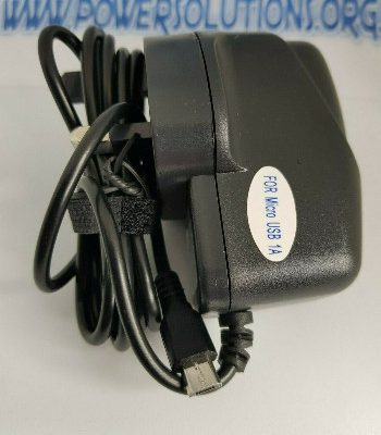 MICRO MAINS 1 AMP  CHARGER UK STOCK