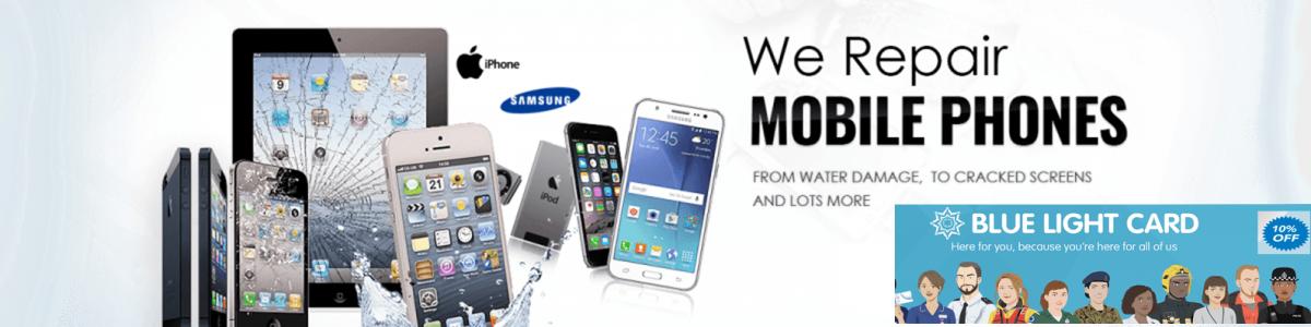 banner mobile phone repairs
