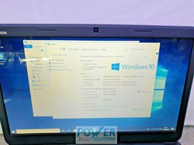 Dell Inspiron 15 5040 156 WINDOWS 10 3GB 320GB LAPTOP 133445654861 4