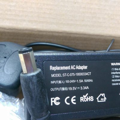Dell PA21 195V 334A 7450 Diamond TIP DELL LAPTOP CHARGER Octagonal 132580538051