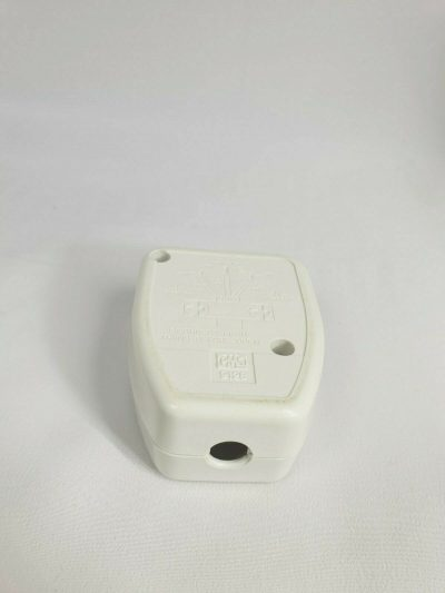 Extension Lead Socket End Single Gang Socket 13Amp 250V 2PCS 143618609321 2