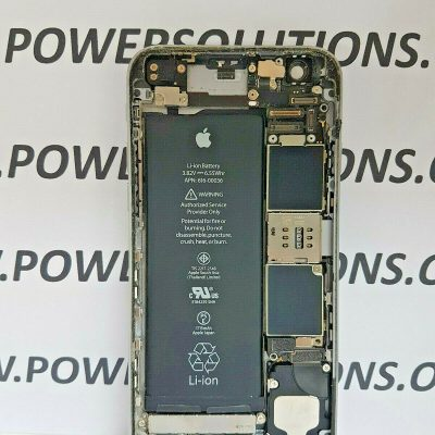 IPHONE 6S GREY CHASSIS PARTS ONLY