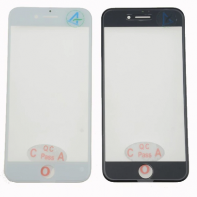 IPhone Frame Glass Oca 3 In  1Glass, PRICEDROP !  For LCD Refurb I7 I6 I8 I5 I6p