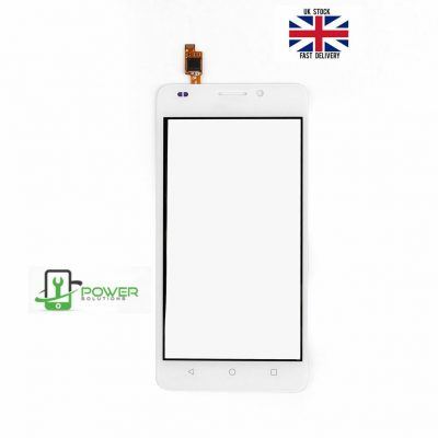 For HUAWEI ASCEND Y635 Touch Screen glass Digitizer Replacement white 132421398674