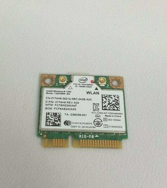 DELL INSPIRON 15R 5537 WIFI CARD 133378234135
