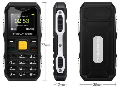 MINI MOBILE MELROSE TERMINATOR MINI MOBILE UNLOCKED 143579530925