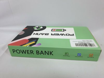 POWERBANK 24000 MAH TORCH 2 X USB TYPE C MICRO DIGITAL DISPLAY 133369752155 3