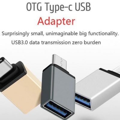 USB TO TYPE ADAPTER  TYPE C ADAPATER HTC S8 OTHERS USB TRANSFER ADAPTER