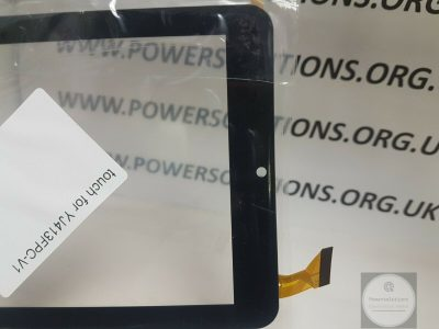 Alba 7 Tablet Alba7Nou Touch Screen Digitizer Glass Panel Display YJ413FPC V1 143350219446 2