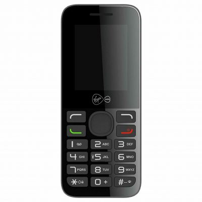 CHEAP MOBILE PHONE Virgin Media VM595 Mobile Phone in Black UNLOCKED 143315230596
