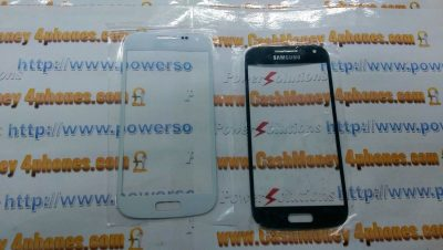 s4 i9195 OUTER SCREEN GLASS LENS SAMSUNG S4 MINI WHITE OR BLACK 133392864256