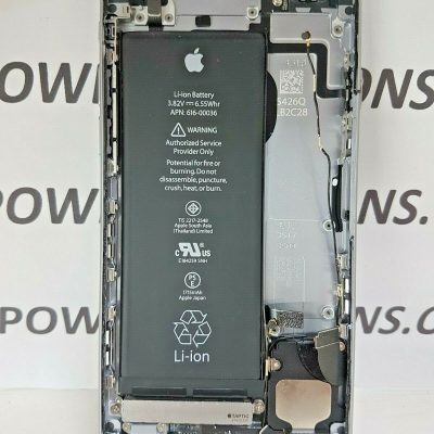 IPHONE 6S CHASSIS ORIGINAL SILVER – FRAME BODY