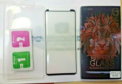 NOTE 9 TEMPERED SCREEN GUARD 5D BLACK 133221644827