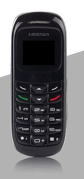 smallest mobile phone L8Star BM70 Tiny mini BLACK UNLOCKED UK STOCK GENUINE 143083215707