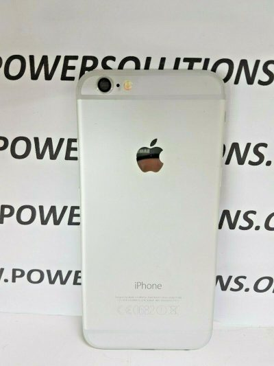 IPHONE 6 CHASSIS ORIGINAL SILVER 133302791128