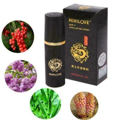 MiniLove Dragon Oil Delay Spray Men Prolong Sex Premature Ejaculation 132874459038 2