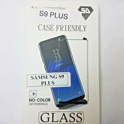 SAMSUNG S9 PLUS  SCREEN TEMPERED SCREEN GUARD